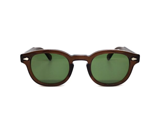 Moscot Sun Lemtosh Brown