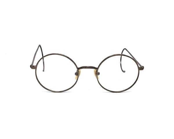 Moscot Hamish Matte Pewter