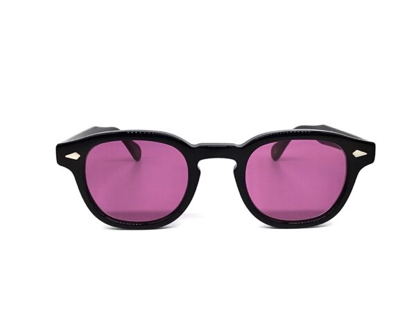 Moscot Sun Lemtosh Black Purple Nurple
