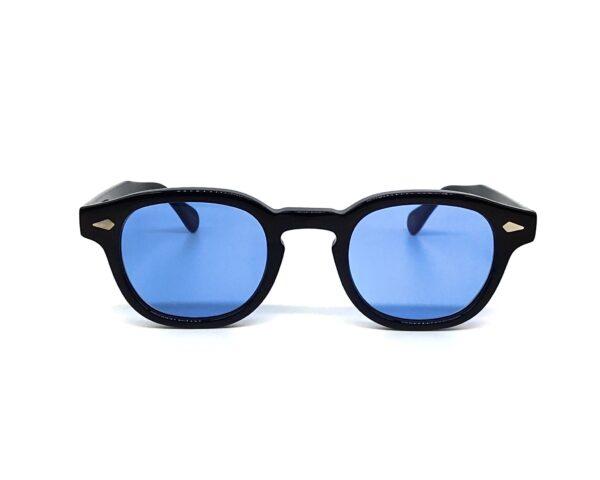Moscot Sun Lemtosh Black Celebrity Blue